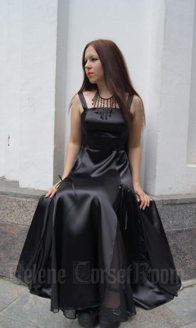 Готическая одежда платья