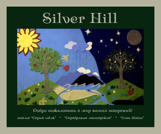 Промокартинка Silwer hill copy