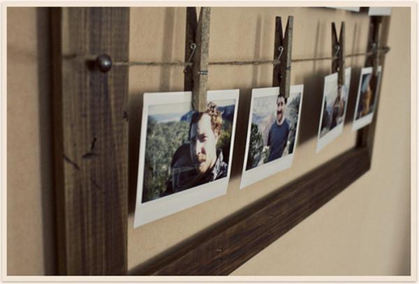 Как сделать стенд для фото своими руками