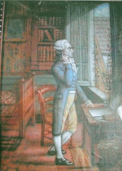 chambre de Robespierre