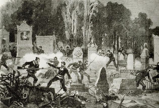 Парижская Коммуна 1871 Кратко