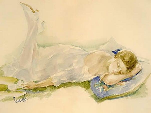 Edward Cucuel -  Dreaming
