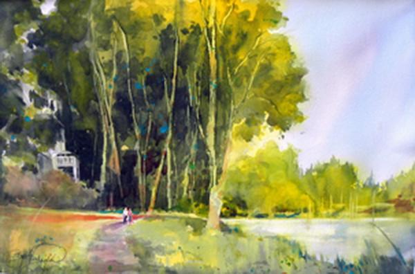 Beth Verheyden  - Long Walks and Raindrops