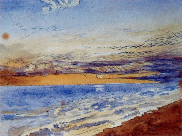 John Ruskin - Seascale