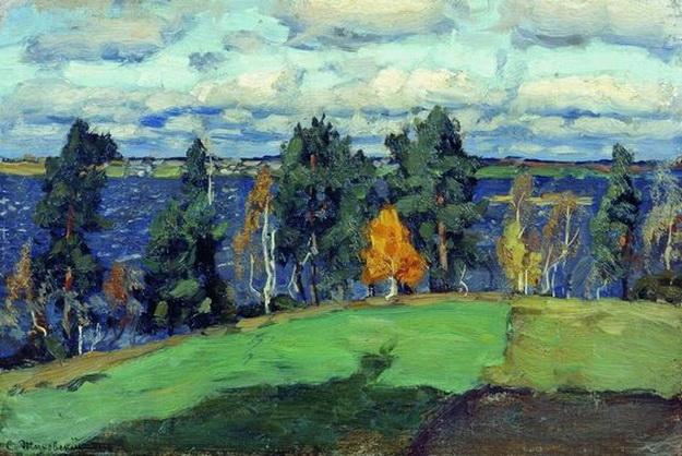 Станислав Жуковский - Autumn
