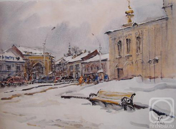 Овчинников - Ярославль