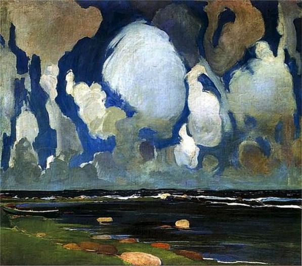 Konrad Krzyzanowski - Clouds over Finland