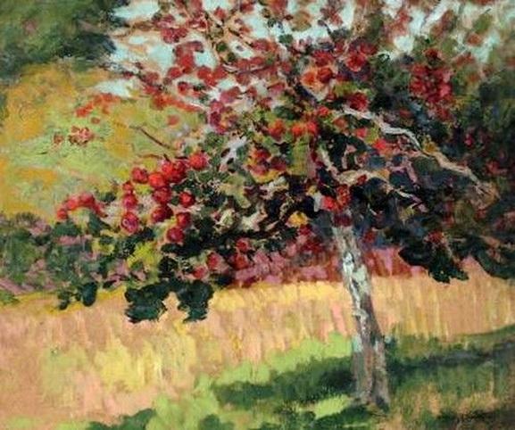Victor Charreton - The Red Appels