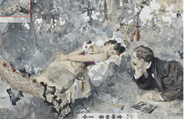 Ludek Alois Marold - lovers tryst