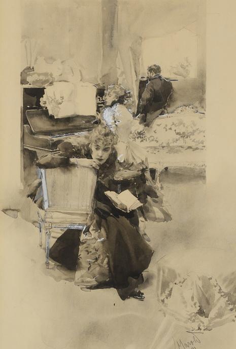 Ludek Alois Marold - Domaci lekce