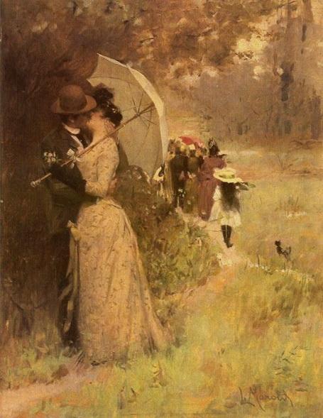 Ludek Alois Marold - Polibek pod slunecnikem