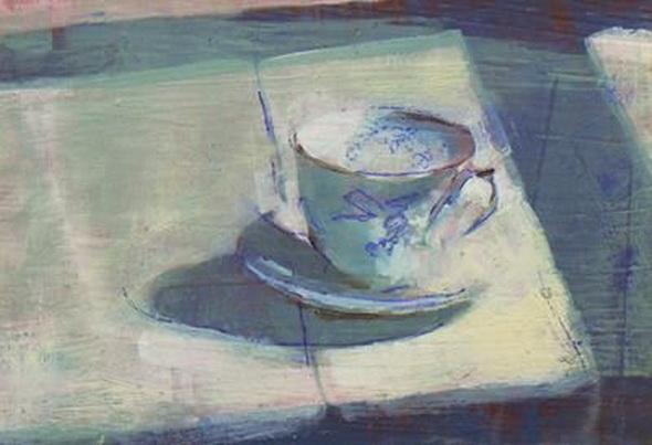 Susan Ashworth - Bird Cup