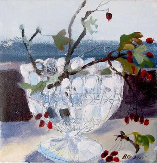 Brita Granstrom - Hawthorn Berries