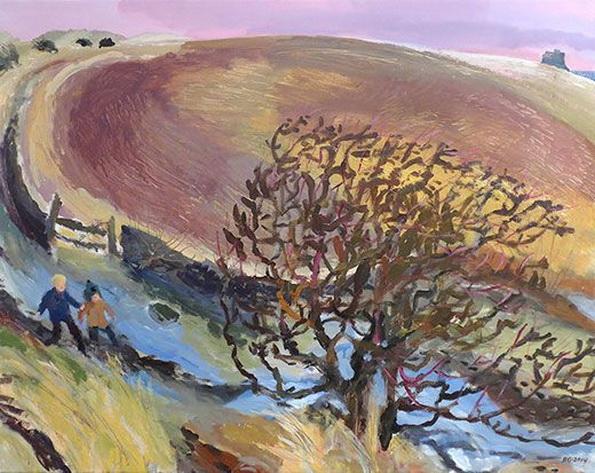 Brita Granstrom -  On Lindisfarne