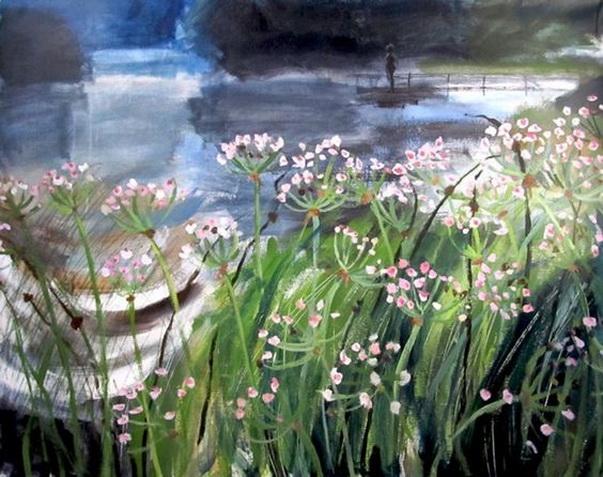 Brita Granstrom -  The Night Swimmer
