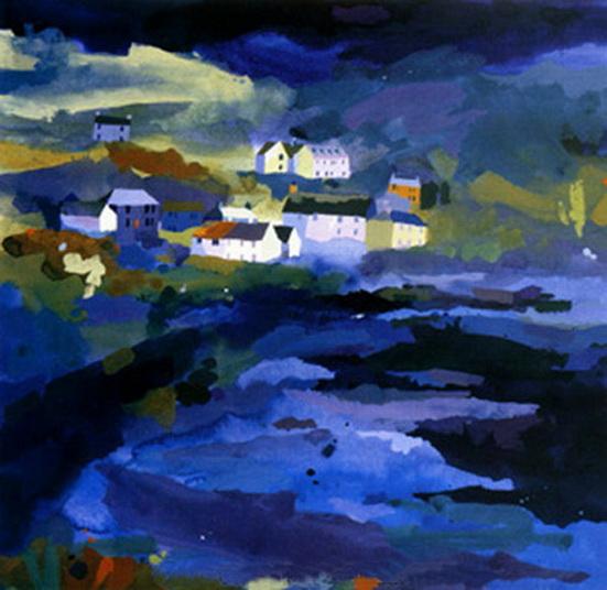 Richard Tuff - Blue Harbour Coverack