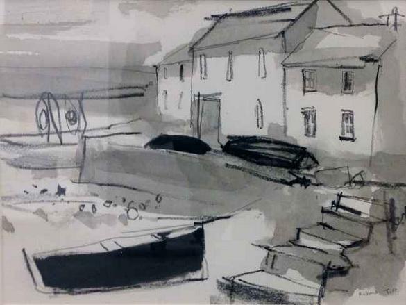 Richard Tuff - Harbour Steps