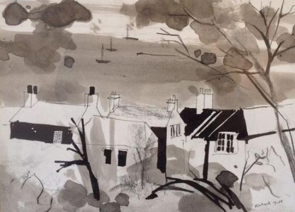 Richard Tuff - Lamorna Gardens