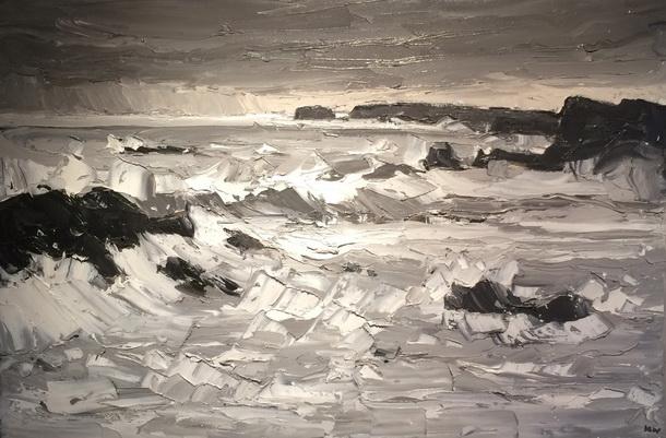 Kyffin Williams - Tre Arddur Bay
