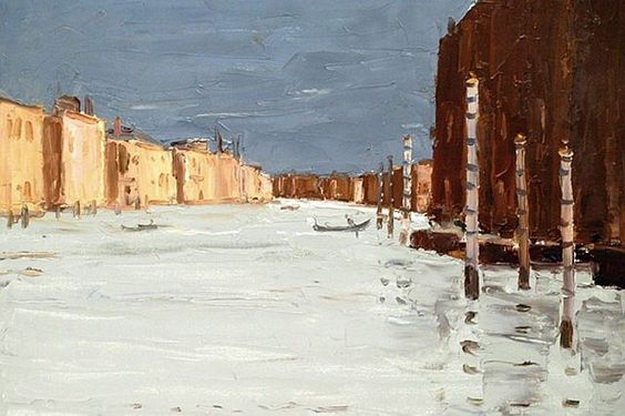 Kyffin Williams - Venice 3