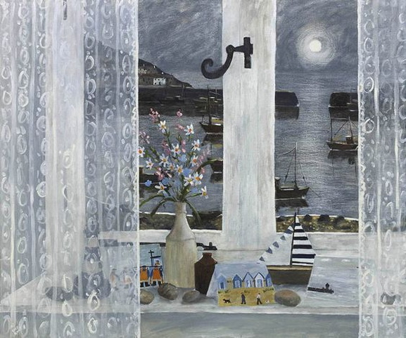 Gary Bunt -  The moon shines brightly