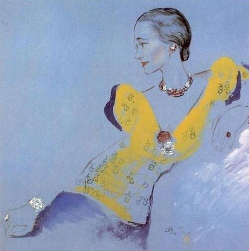 Cecil Beaton - Wallis Simpson