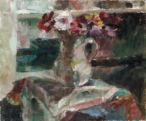 Roderic O`Connor - Flowers in a jug