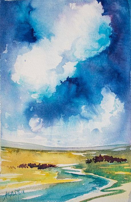 Angela Fehr - Prairie Expanse