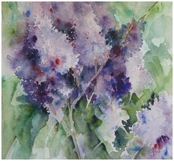 Angela Fehr -  Lilacs