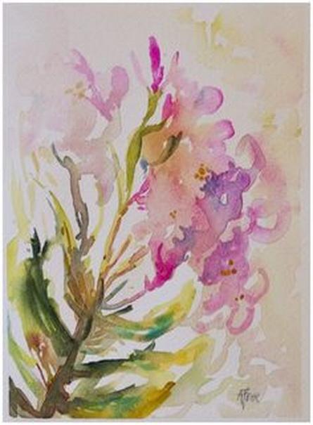 Angela Fehr - oleander