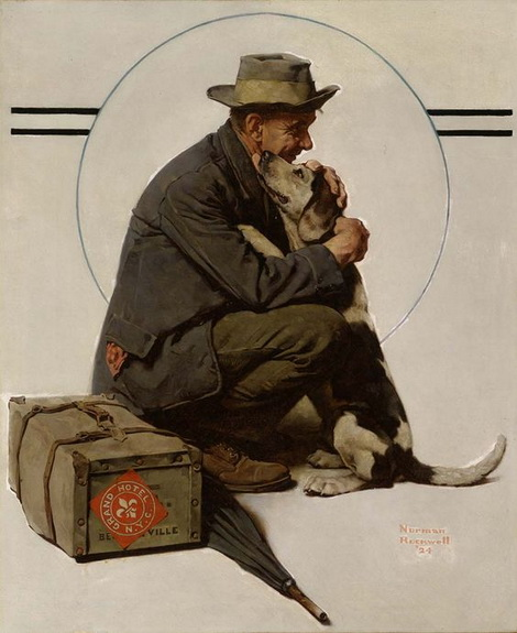 Norman Rockwell  - Visit the post for more