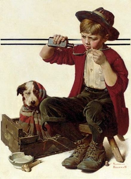 Norman Rockwell  - 4
