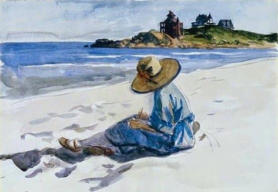 Edward Hopper  Harbor Beach
