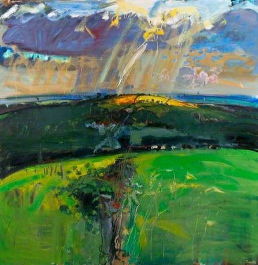 Duncan Shanks - Sunburst, Clyde Valley