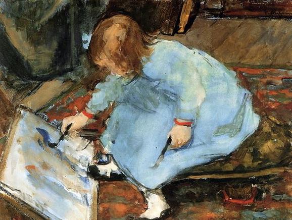 Floris Arntzenius - The Artist's Daughter