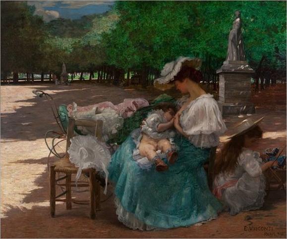 Eliseu Visconti Maternity