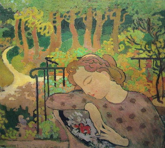 Maurice Denis - Earthly Paradise
