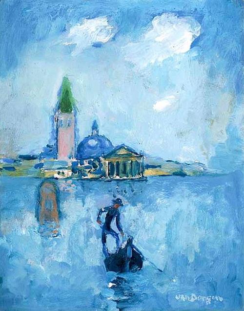 Kees Van Dongen -  Venise