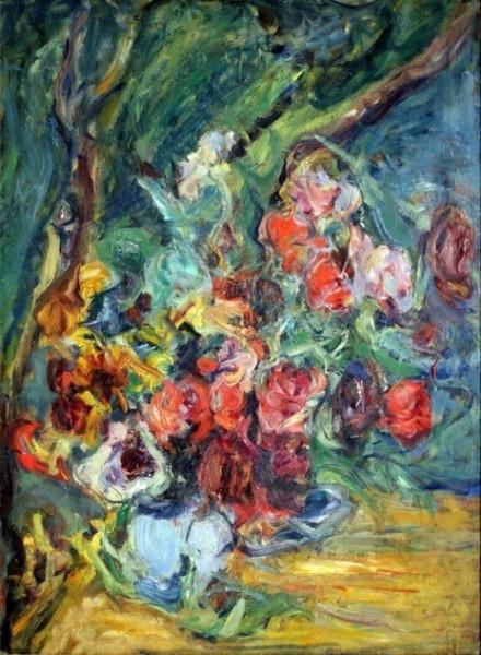 Михаил Кикоин - Ваза с цветами