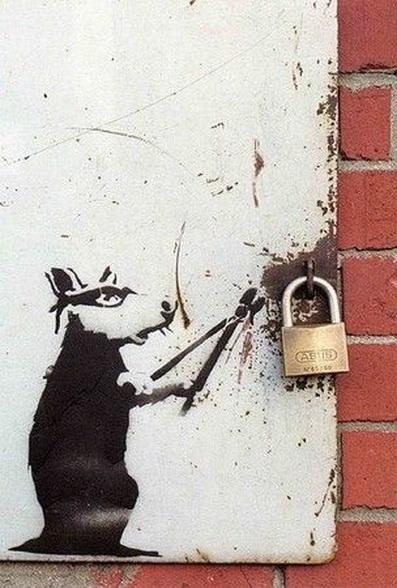 Banksy - 2