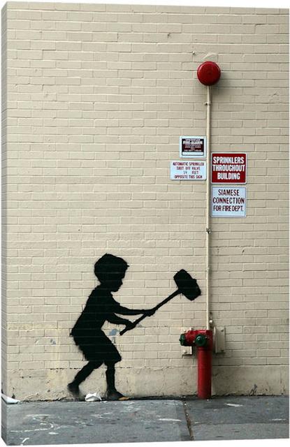 Banksy - 8