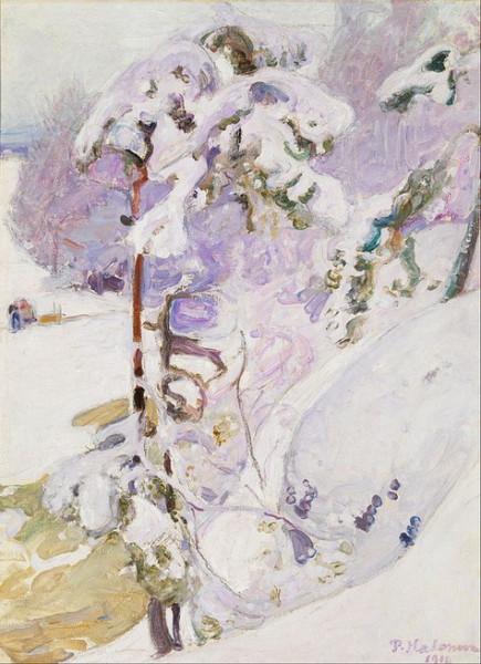 Pekka Halonen - Early Spring