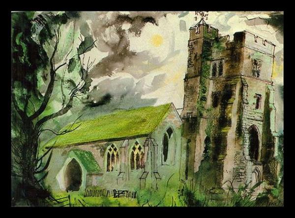 John Piper -  newchurch, romney marsh