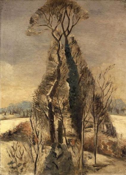 Paul Nash - landscape