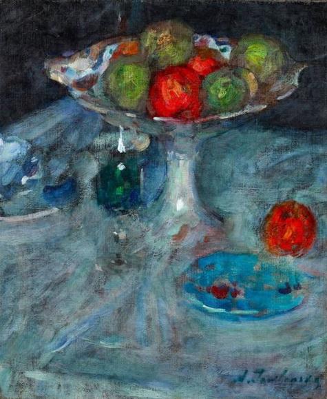 Alexei Jawlensky - Fruit Bowl