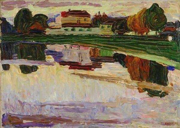 Wassily Kandinsky -  Nymphenburg