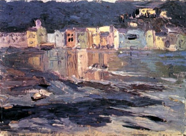 Wassily Kandinsky -  Santa Marguerite