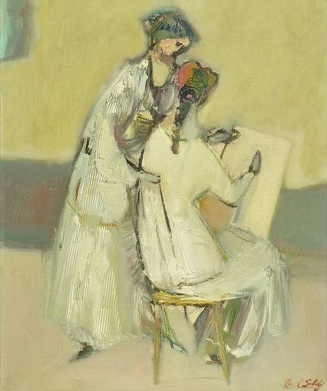 Raul Soldi - Painting Class