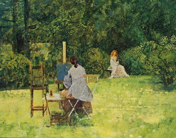 Lionel Bulmer - Garden