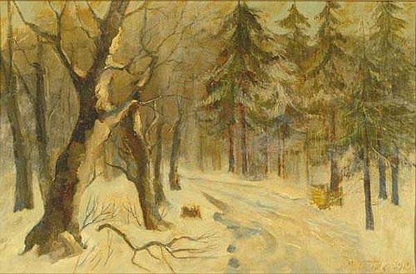 Mogens Vantore -  Landscape